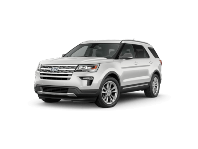 New 2019 Ford Explorer XLT SUV 1FM5K8D84KGA89298 for Sale in North Platte, NE